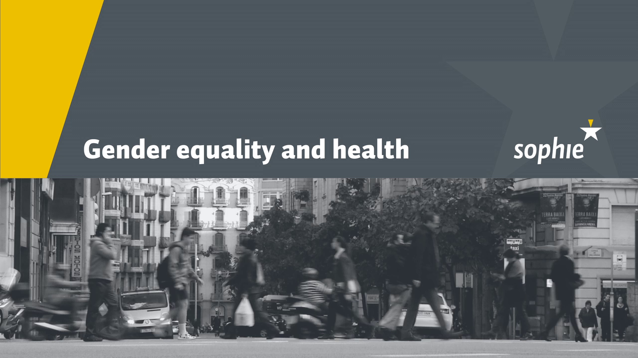 Access to video: Gender equality and health